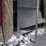 arrombamento - Loja de cosméticos é arrombada em Campina Grande