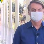 bolsonaro covid - Jair Bolsonaro testa positivo para Covid-19