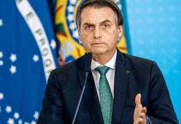 """Bolsonaro: """"auxílio emergencial não pode continuar por muito tempo"""""""