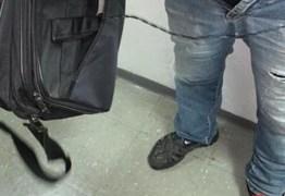 Homem é preso com câmera escondida no tênis para filmar partes íntimas mulheres no metrô