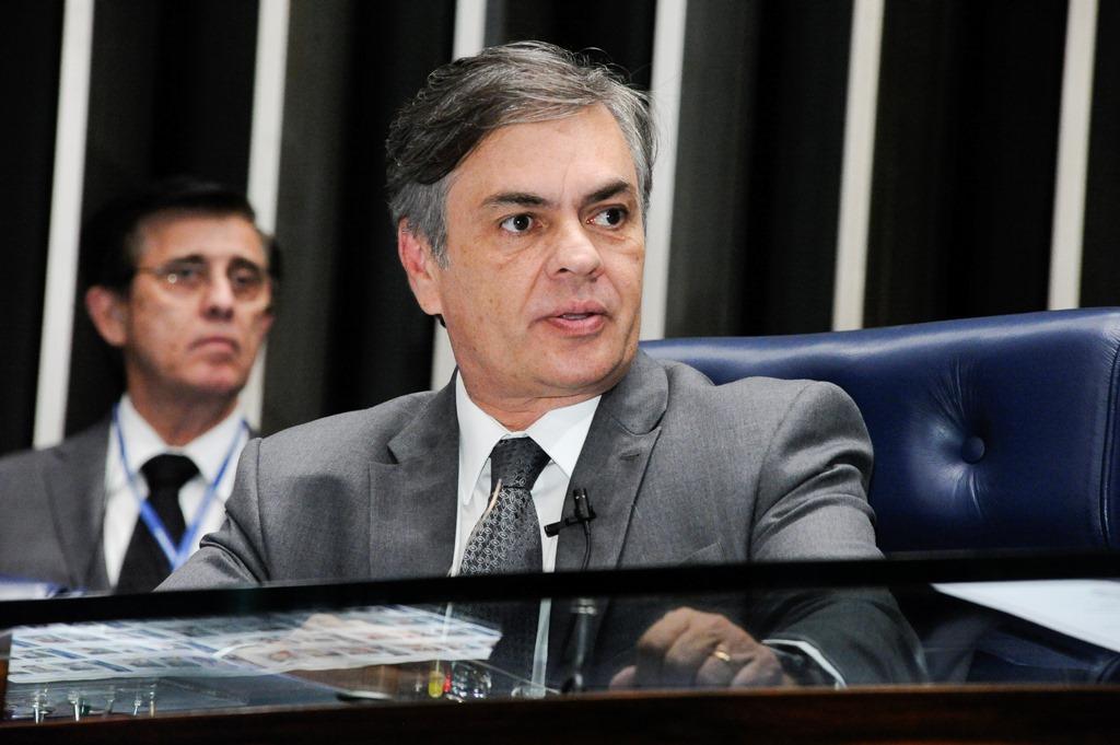 cassio - Cássio Cunha Lima é condenado por acumular salário de senador e pensão de ex-governador da Paraíba - VEJA DOCUMENTO