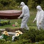 corona - CORONAVÍRUS: Com 733 novas mortes, país tem pior 2ª feira em número de óbitos desde maio