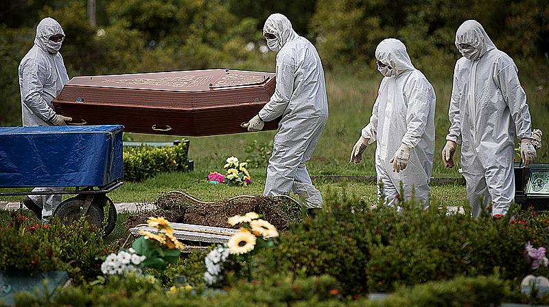 corona - Covid-19 atinge marca de 1 milhão de mortes em todo o mundo