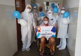 29 em cada 100 paraibanos que contraíram a Covid-19 já se recuperaram da doença