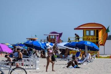 florida - Casos triplicam na Flórida em junho, e pandemia sai de controle