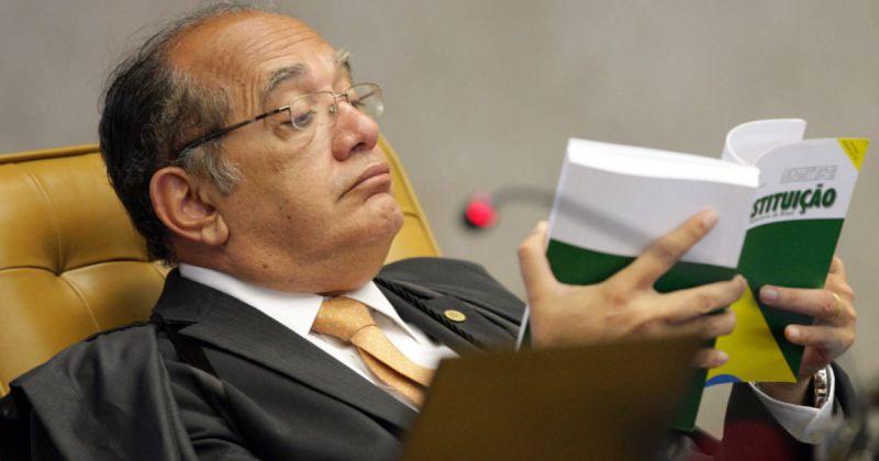 gilmarmendes carlos umberto - Gilmar Mendes explica fala que gerou atrito com militares, 'alerta para que não se deixem serem usados' - VEJA VÍDEO