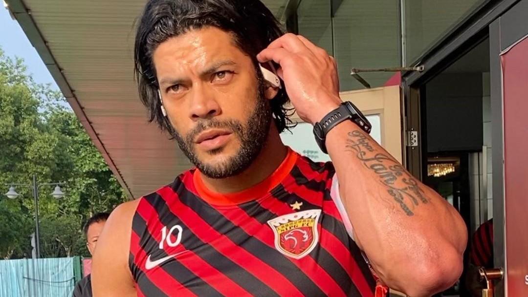hulk jogador de futebol - 'SEMPRE AJUDEI MINHA FAMÍLIA': jogador Hulk lamenta que irmãs tenham solicitado auxílio emergencial