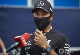 Hamilton minimiza bons resultados em treinos livres e afirma que adversários podem estar escondendo o jogo