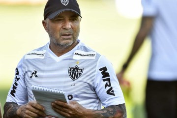 Contrato de Sampaoli com o Atlético-MG tem multa de US$ 2,5 milhões