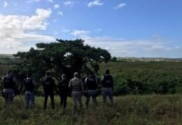 OPERAÇÃO CONJUNTA: Corpo de adolescente é encontrado enterrado em Itabaiana
