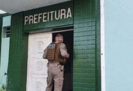 OPERAÇÃO ESTIRPE: Polícia Federal e Gaeco cumprem mandados contra desvio de dinheiro na prefeitura de Alhandra