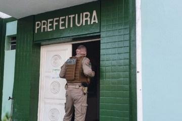 prefeitura de alhandra operacao e1594376218242 - OPERAÇÃO ESTIRPE: Polícia Federal e Gaeco cumprem mandados contra desvio de dinheiro na prefeitura de Alhandra