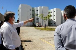 residencial pedra do reino 300x200 - Governo entrega Residencial Pedra do Reino, em João Pessoa, e beneficia mais de 800 pessoas