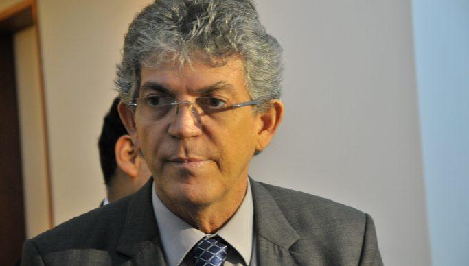 ricardoparlamento - Beneficiado por decisão do STF, Ricardo Coutinho já está sem tornozeleira eletrônica