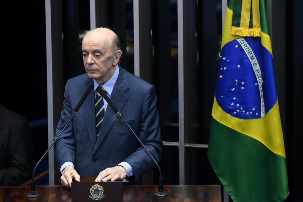 serra7 - PARALELO 23: em nova fase da Lava Jato, PF cumpre buscas em imóveis e gabinete de Serra