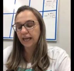 sexretais - Secretária de Saúde de Cajazeiras chora ao falar sobre aumento de casos da Covid-19 - VEJA VÍDEO