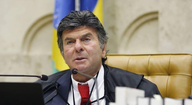 stf luiz fux 1500 04062020120955046 - Luiz Fux se recusa julgar habeas corpus de Ricardo e devolve processo a Gilmar