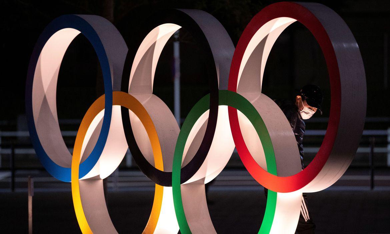 toquio 2020 olimpiadas de toquio covid 19 coronavirus aneis olimpicos - Aumento de casos de covid-19 em Tóquio coloca organização da Olimpíada em alerta
