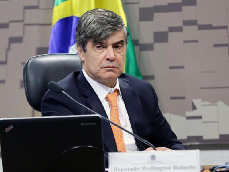 wellington roberto agenciacamara - 'ELE FOI INFELIZ': Wellington Roberto sai em defesa de Bolsonaro em novo embate com Rodrigo Maia