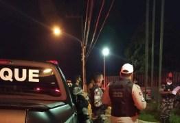 Dono de bar e clientes são presos em Guarabira por descumprirem medidas preventivas contra covid-19