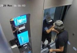 Homem é preso por agredir idoso que tentava entrar em elevador: 'Medo do coronavírus'