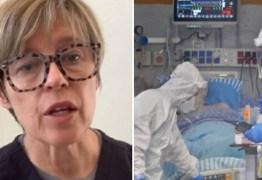 Morrendo, paciente que foi a 'Festa Covid' diz a enfermeira: 'Achei que o vírus fosse fake'