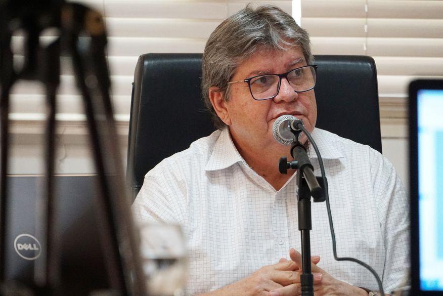 02 joao azevedo foto walla santos 226 - João Azevedo entrega obras e anuncia novas ações no aniversário de Campina Grande