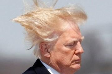 113919861 hi045965426 - 'Meu cabelo precisa ficar perfeito': como reclamação de Trump pode mudar regulação sobre chuveiros nos EUA