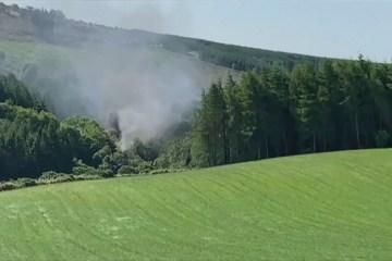 11563 0C79E6BBE73CCB57 - Pelo menos três pessoas ficaram mortas em descarrilamento de trem na Escócia - VEJA VÍDEO