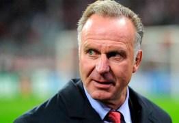 """Presidente do Bayern de Munique descarta contratação de Messi: """"Não podemos pagar"""""""