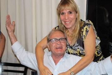 Missa de sétimo dia de Daniela Antony Gomes, esposa do publicitário Zé Maria, ocorre neste domingo (16)
