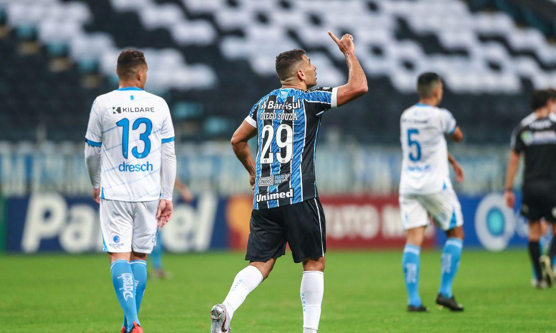 50182428596 2b9e3f7814 o - Grêmio vence Novo Hamburgo e vai à final contra Inter