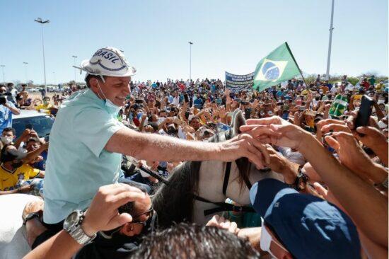 CBNFOT300720203155 550x366 1 - VISITA CONFIRMADA: Bolsonaro estará na Paraíba nesta quinta-feira