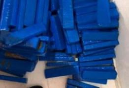 Polícia Federal apreende 400 quilos de drogas e prende dupla suspeita de tráfico em João Pessoa