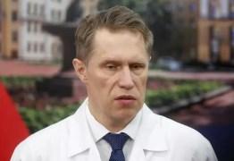 Rússia pretende iniciar vacinação em massa em outubro