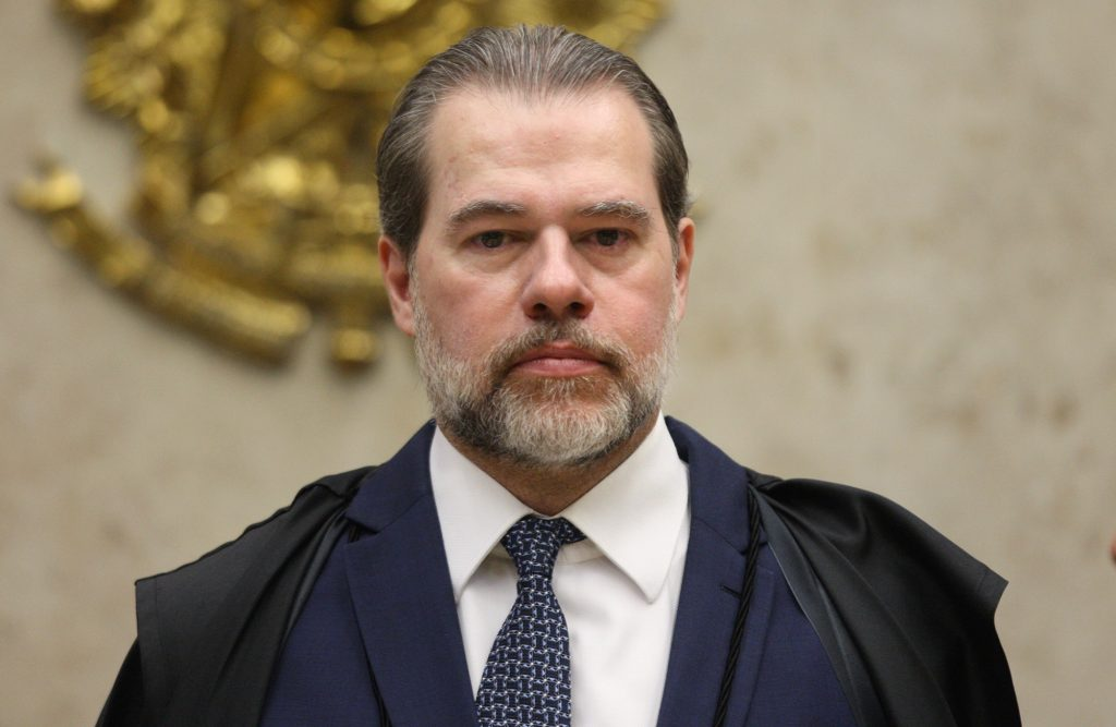 Dias Toffoli - SINTOMAS LEVES: ministro Dias Toffoli tem resultado positivo para Covid-19