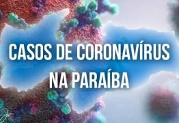 CORONAVÍRUS: PB confirma 607 novos casos e mais 5 óbitos em 24 horas