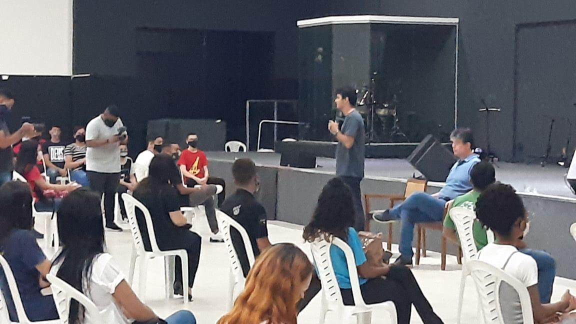 """WhatsApp Image 2020 08 02 at 07.54.24 - """"O nosso grande desafio é tirar a maioria da população de João Pessoa da pobreza e gerar emprego"""", diz Ruy Carneiro"""
