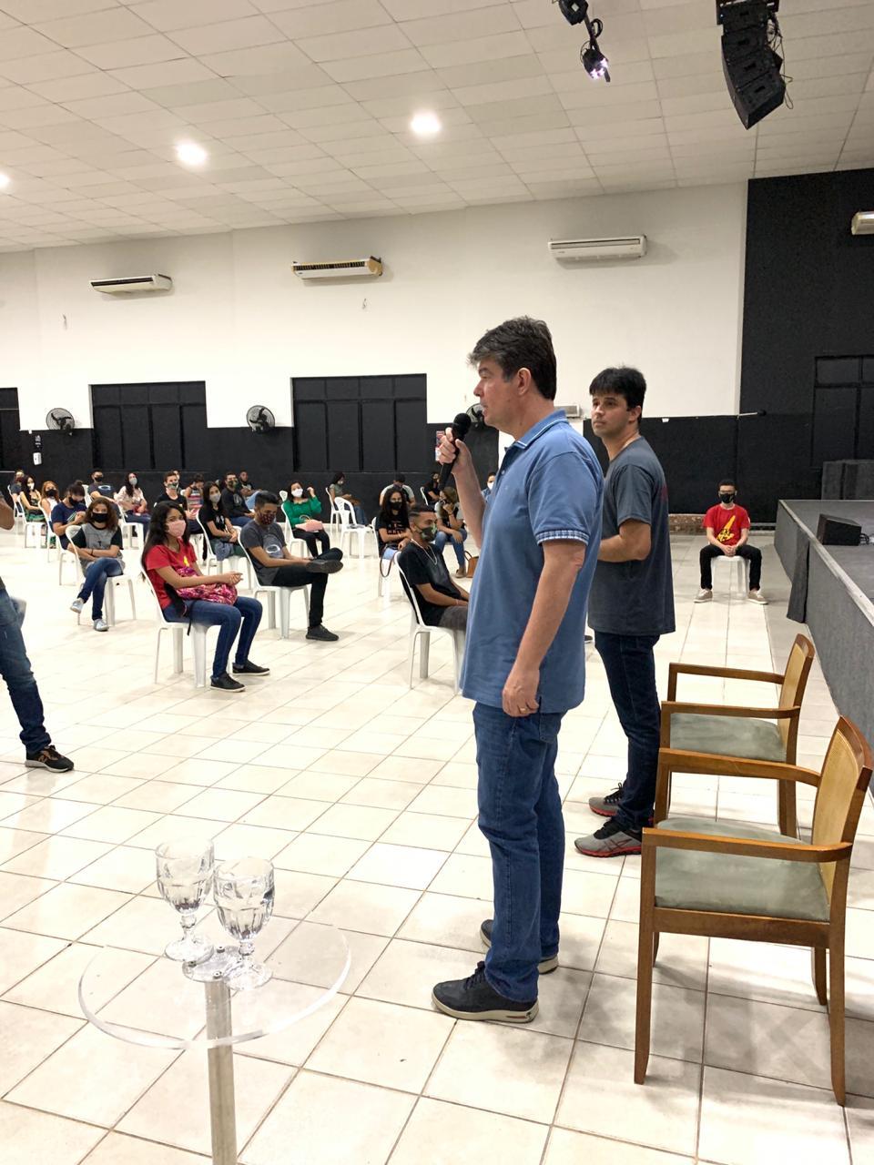 """WhatsApp Image 2020 08 02 at 07.56.13 - """"O nosso grande desafio é tirar a maioria da população de João Pessoa da pobreza e gerar emprego"""", diz Ruy Carneiro"""