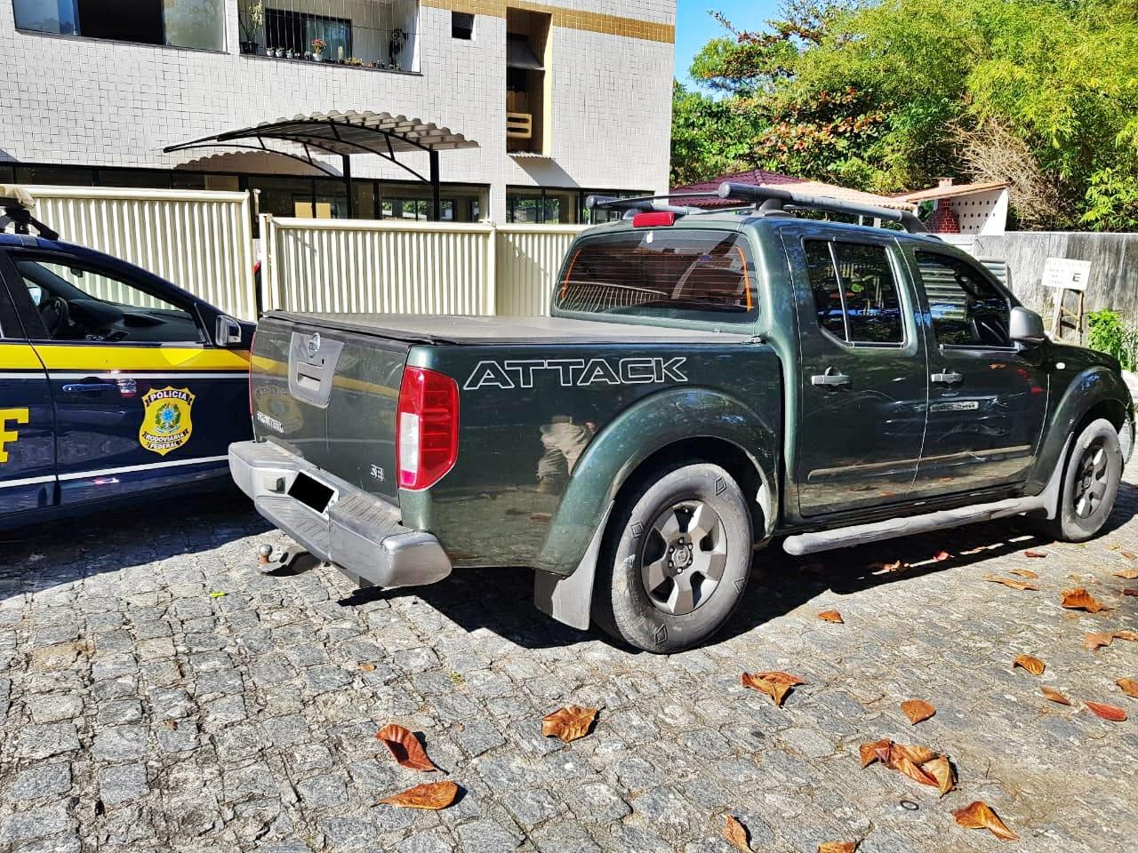 WhatsApp Image 2020 08 24 at 15.09.48 - PRF prende motorista embriagado e não habilitado após fuga e acidente de trânsito em João Pessoa