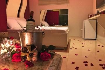 aeryeru - Troca de casal em motel tem briga por ciúmes e termina na delegacia