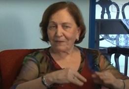 Escritores, poetas e artistas querem Ângela Bezerra de Castro presidente da Academia Paraibana de Letras