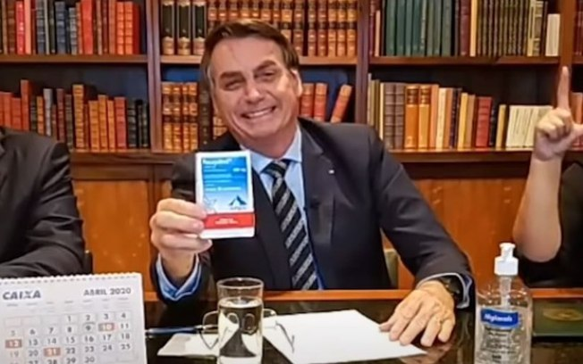 aq88yckwvpbzdqtvv6vqsxz2d - Bolsonaro fala em pedir mais hidroxicloroquina para Trump