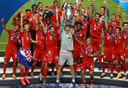 Bayern de Munique bate o PSG e conquista o hexa da Champions League