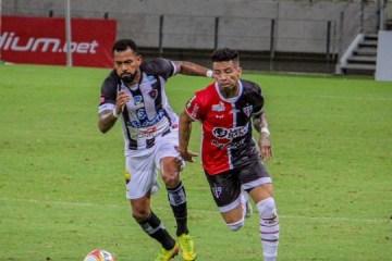 belo - Botafogo-PB perde para Ferroviário-CE na estreia da Série C