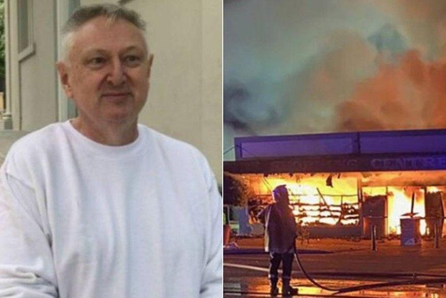 blog fire - Dono incendeia supermercado para 'acabar com o coronavírus'