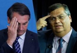 Flávio Dino diz que Bolsonaro só inaugura obras de Lula e Dilma no Nordeste