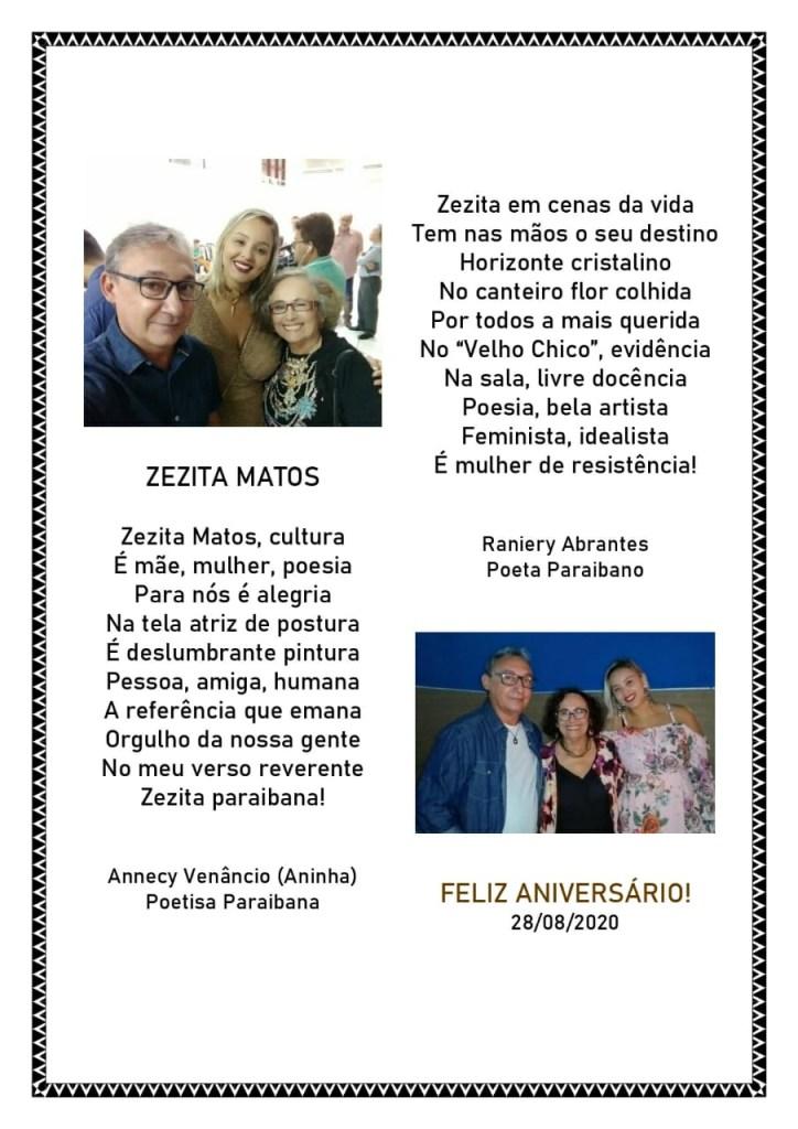 caccec3d 12e0 4fb7 a442 c0ebbb974fd3 724x1024 - Poetas Aninha Venâncio e Raniery Abrantes parabenizam a atriz paraibana Zezita Matos
