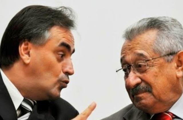 cartaxo e maranhão - Luciano Cartaxo afirma que parceria com MDB pode se tornar realidade caso Edilma seja a cabeça da chapa