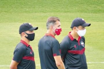 comissao tecnica atletico go - Atlético-GO consegue recurso na CBF para escalar jogadores que testaram positivo para Covid-19